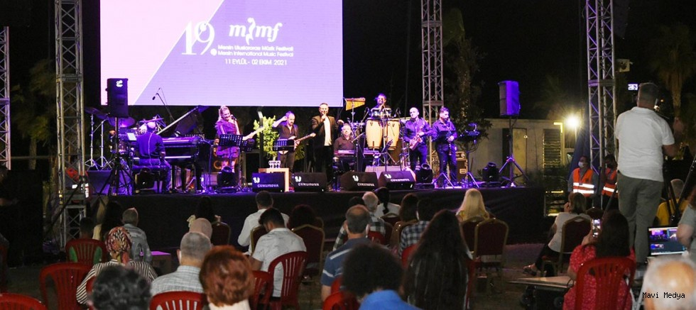 19. Mersin Müzik Festivali devam ediyor