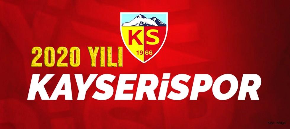 2020 Kayserispor'a Hüsran Oldu