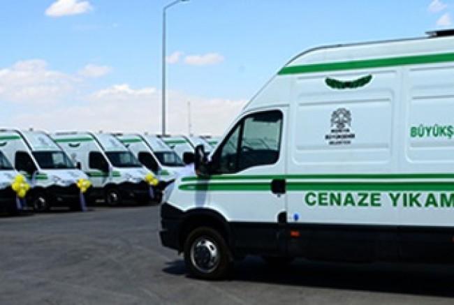 AKP'li Belediye Cenaze İşleri İhalesini İnşaat Şirketine Verdi