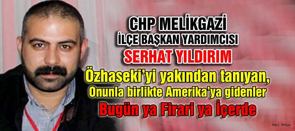 AKP Melikgazi İlçe Başkanının