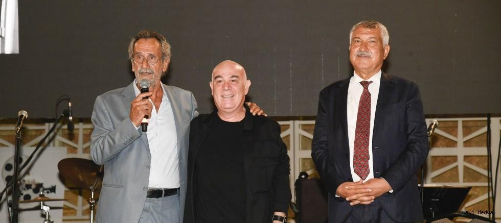 Altın Koza Film Festivali ''Emek Ödülleri'' verildi