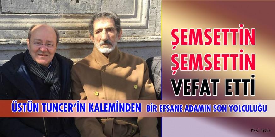 BİR EFSANE ADAMIN SON YOLCULUĞU
