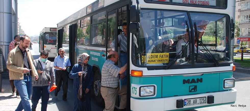 Büyükşehir 135 Milyon Kişi Taşıdı