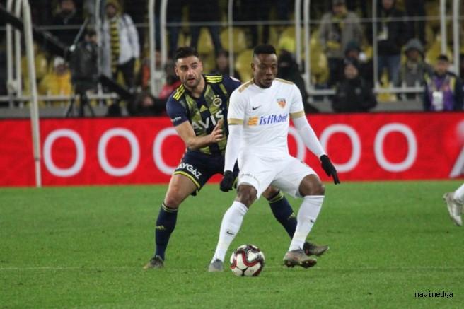 Fenerbahçe 2 - 0 Kayserispor