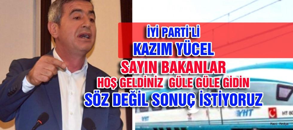 İYİ PART'li KAZIM YÜCEL