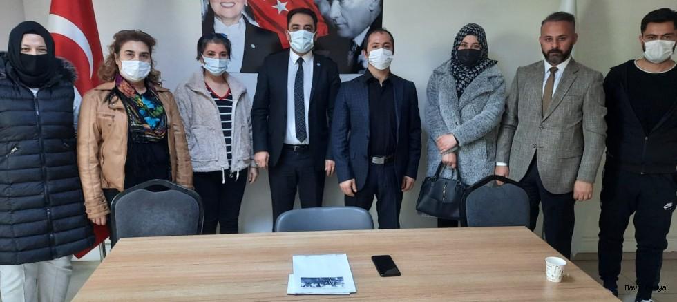 İYİ Parti İl Başkanı Ataman