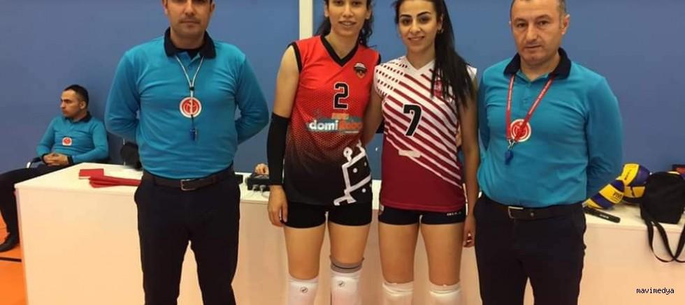 Kayseri OSB Atletik Voleybol  Şampiyon Gibi