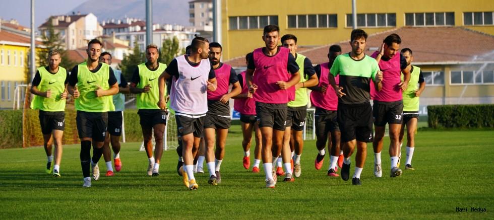Kayserispor yeni sezon hazırlıklarını sürdürüyor