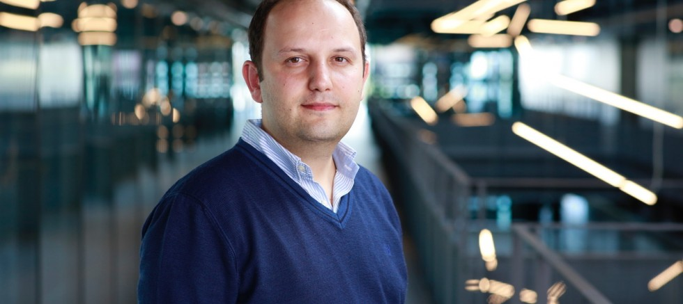Prof. Dr. Güngör'e Araştırma Teşvik Ödülü...