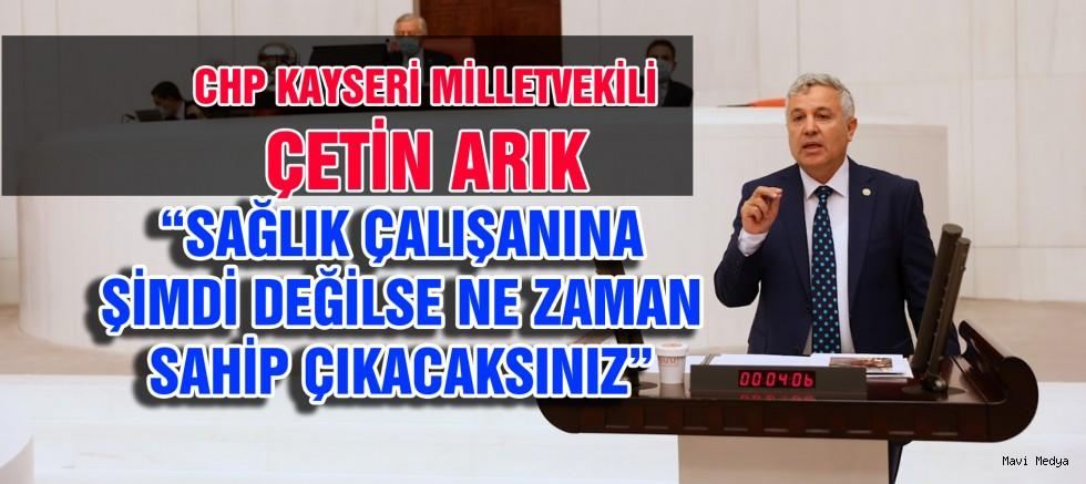 Sağlık Çalısanları İle İlgili Önerge AKP ve MHP Oylarıyla Reddildi
