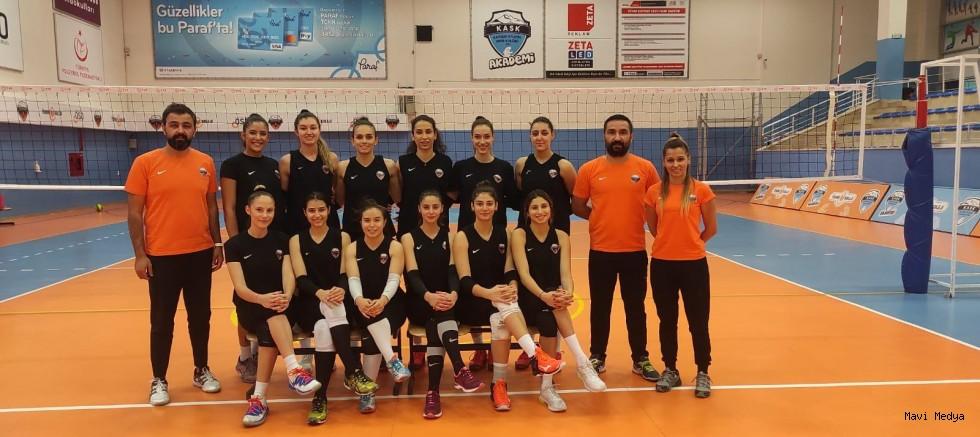 Turkuaz Seramik Kayseri OSB Teknik Koleji'nde hedef Sultanlar Ligi