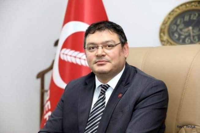 YRP'Lİ NARİN TV5'İN AŞI KONUSUNDAKİ SANSÜRENE TEPKİ GÖSTERDİ